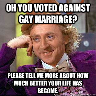 Arguments for and against gay marriage - Debating Europe