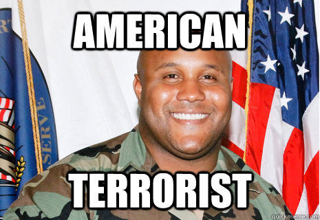 American terrorist  - American terrorist   terrorism hits the shores of America for the first time since 911