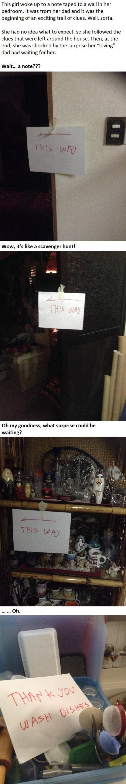 Her Dad Is Clearly An Evil Genius... -   Misc
