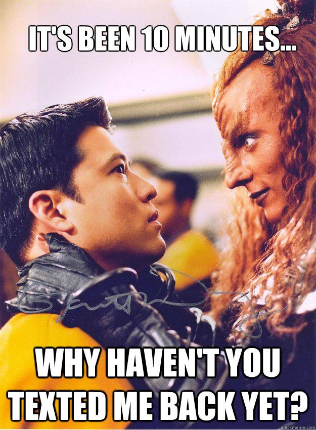Klingy Klingon memes