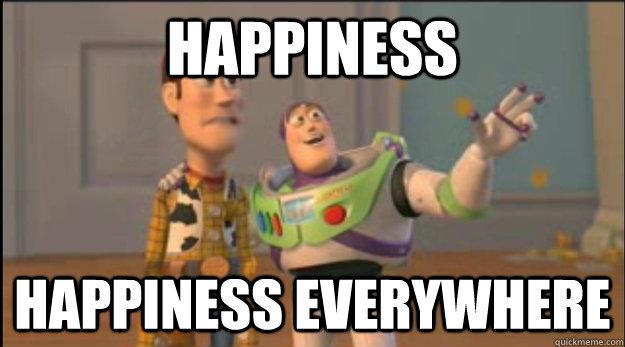 Happiness Happiness everywhere - Happiness Happiness everywhere  Misc