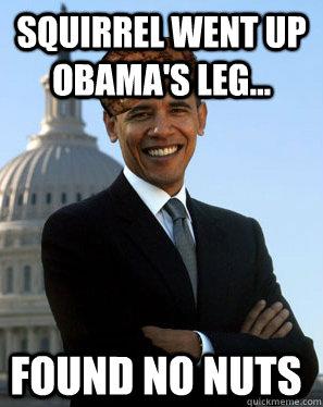 Image result for obama no nuts
