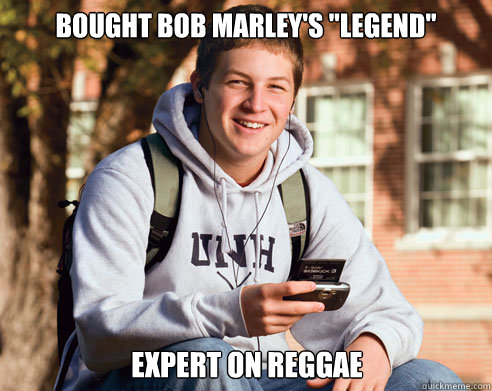 bought bob marley's