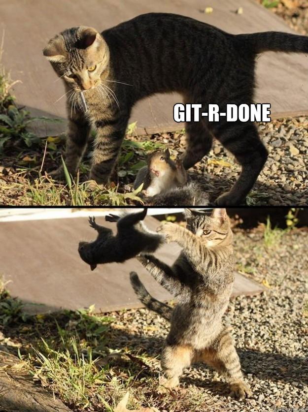 Git r Done Jokes Git r Done