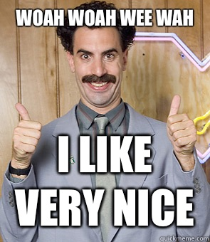 See more borat GIF! Create and share your own borat GIFs with Gfycat