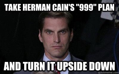 Take Herman Cain's