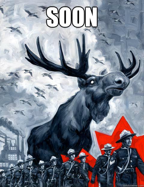 soon  - soon   Canada Day