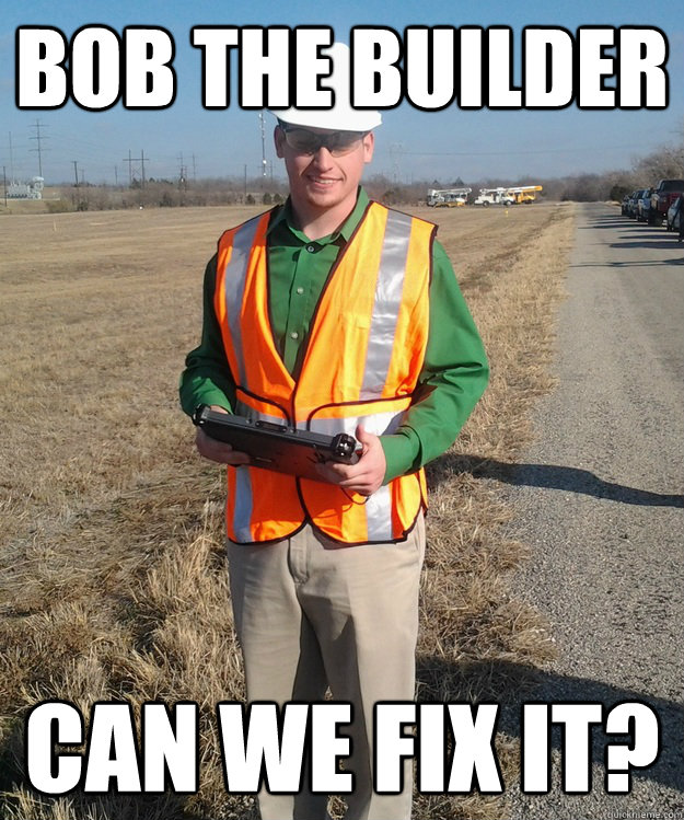 bob the builder can we fix it  - misc