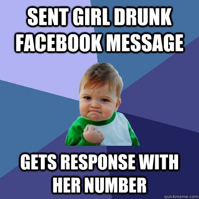 how to ask a girl for her number on facebook