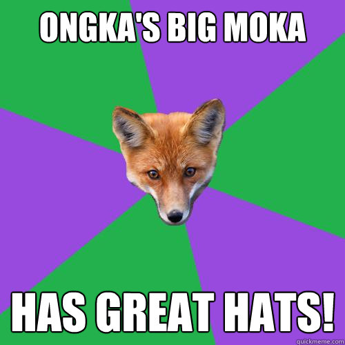 ongkas big moka essay Documentary director: charlie nairn starring: ongka, andrew strathern in this documentary produced to bring attention to various ways of life that stand on the brink of extinction due to rapid progression in the modern world.