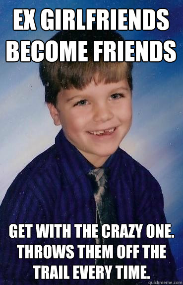 Psycho Ex Girlfriend Meme Ex girlfriends become ...