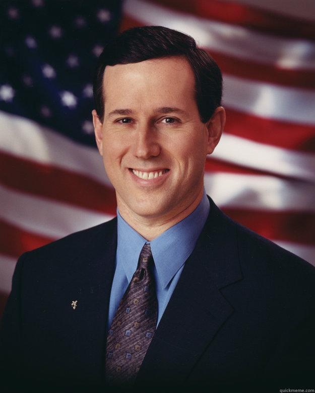 -    Rick Santorum