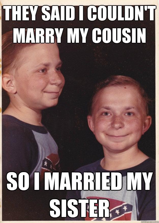 Cousins dating