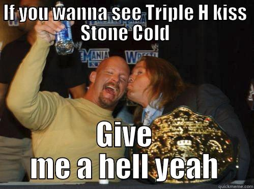 Triple H Is Gay 106