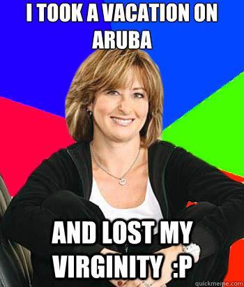 Mom took my virginity
