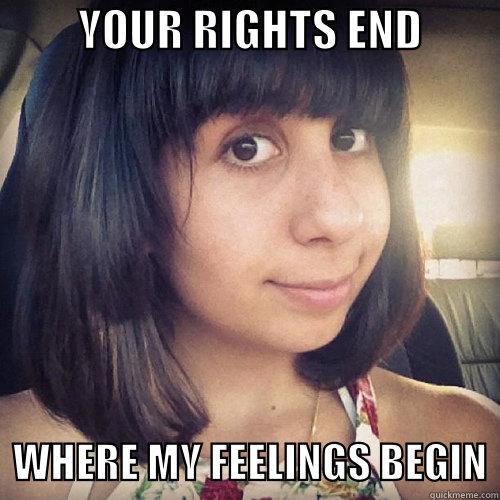 -    college feminist