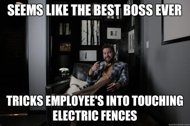 Best boss ever funny pics