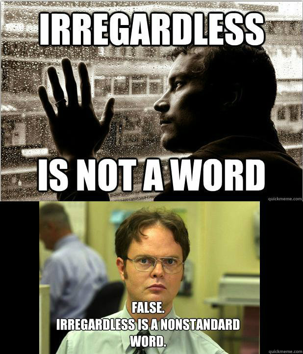 -    Over-Educated Dwight