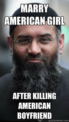 Marry American Girl After killing American boyfriend  REAL Ordinary Muslim Man