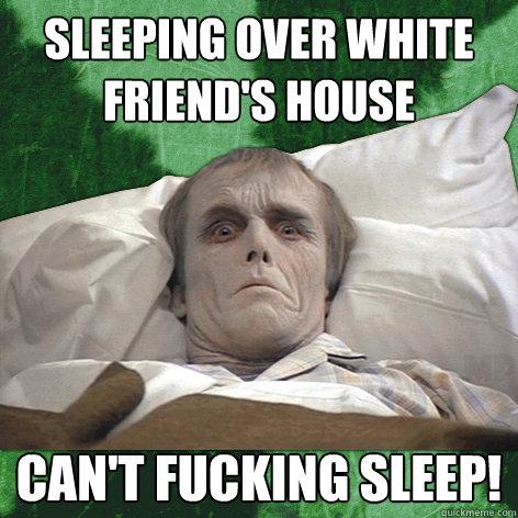 KEISHA: Cant Sleep Fucking Sleeping
