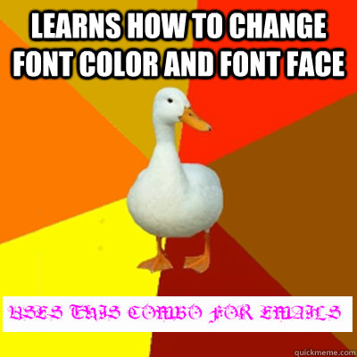 ms word how to change font color for hyperlink