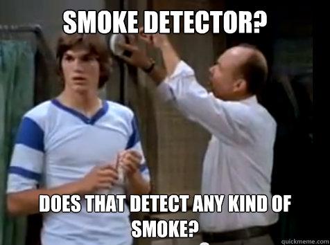 Smoke Detector Memes Quickmeme