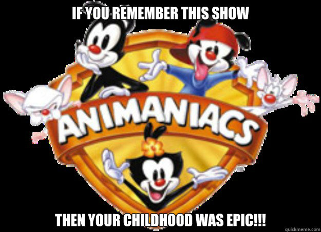 If you remember this show Then your childhood was epic!!!