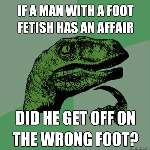 fetish man foot:
