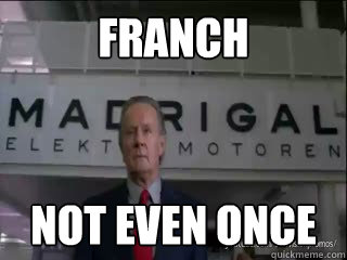 FRANCH not even once - FRANCH not even once  Misc