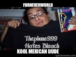 forneverworld Kool Mexican Dude