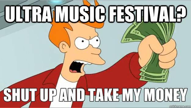 Ultra Music Festival?