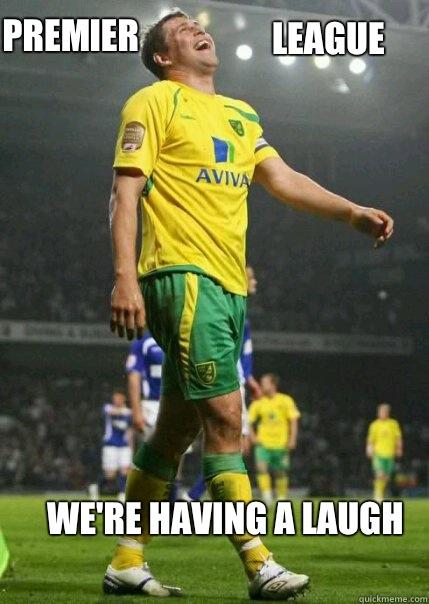 Premier League We're having a laugh - Premier League We're having a laugh  Grant holt meme