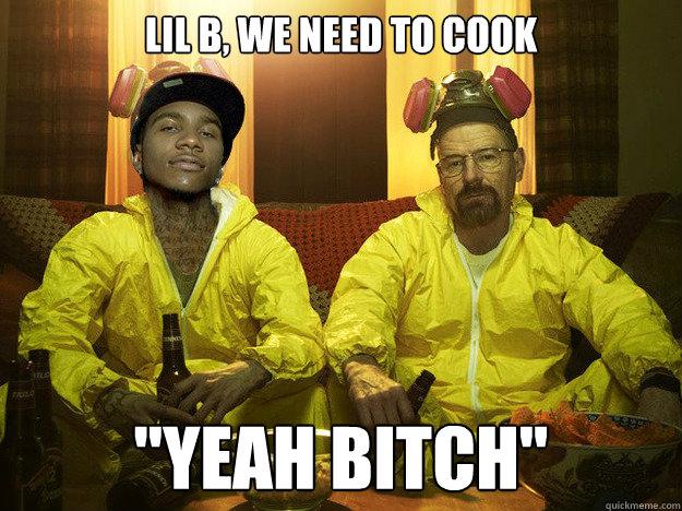 Lil B Cooking memes   quickmeme