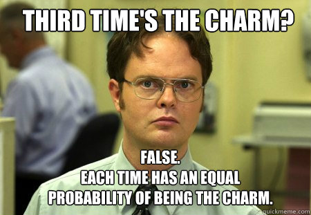 Image result for probability meme