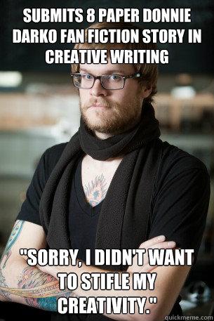 I don't wanna write my paper