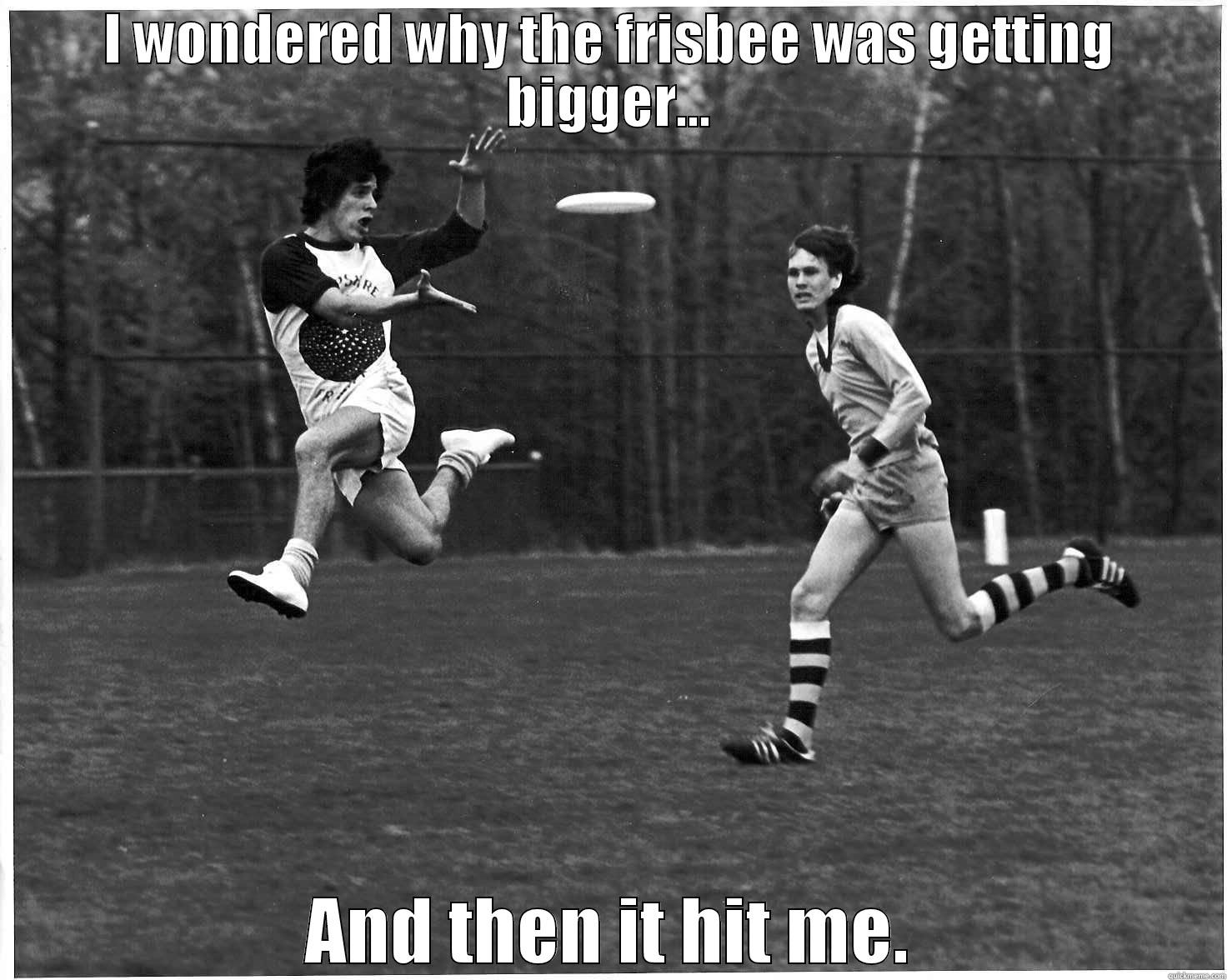 ultimate frisbee funny quickmeme