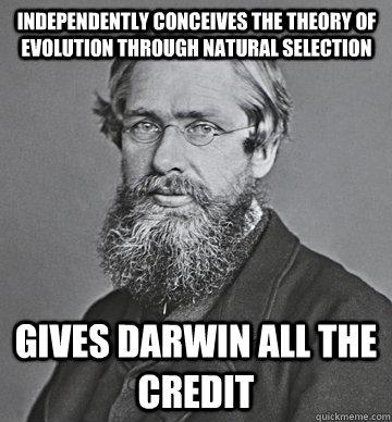 Wallace Natural Selection