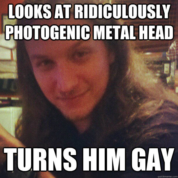 gay metalhead dating