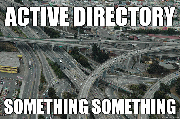 active directory something something Microsoft Windows Active Directory