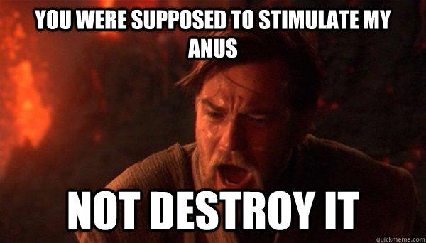 Things to stimulate my anus