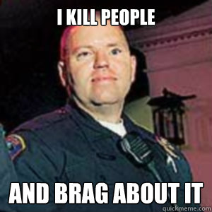 I KILL PEOPLE AND BRAG ABOUT IT  Jay Cicinelli