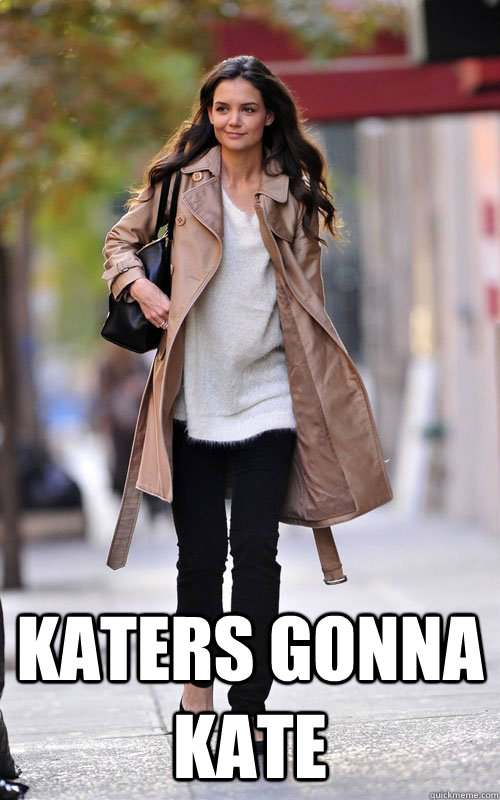 Katers gonna Kate -  Katers gonna Kate  Misc