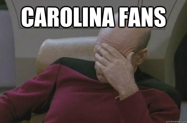 Carolina Fans