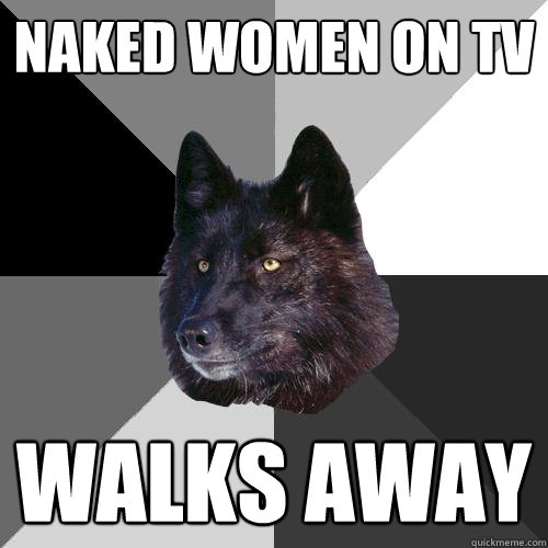 Agree with wolf and naked woman consider, that