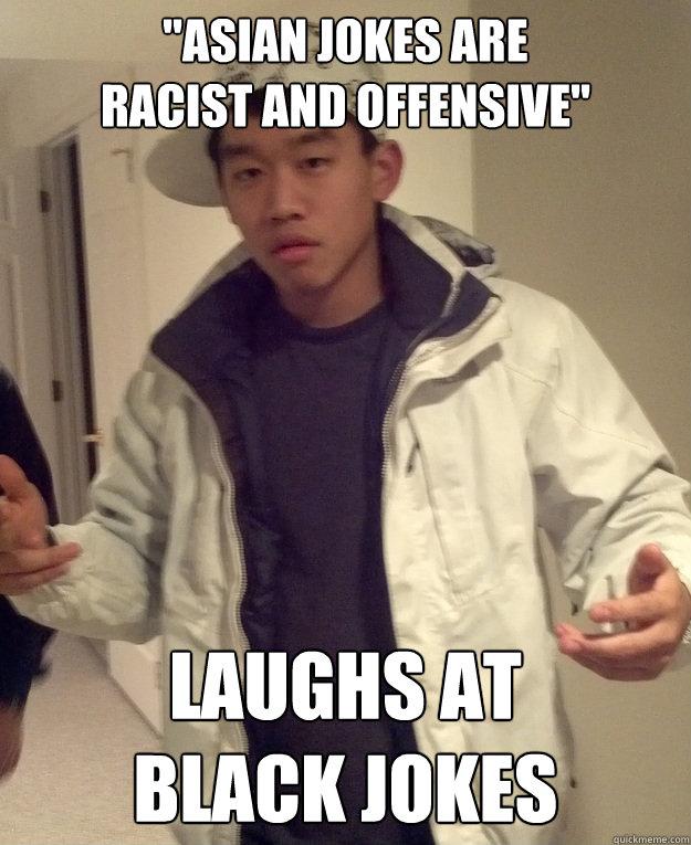 Asian Jokes Racist Funny