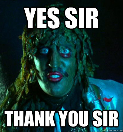 Yes Sir Thank you sir  Old gregg