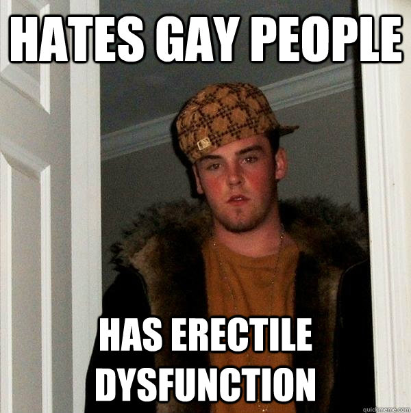 from Gordon erectile dysfunction gay