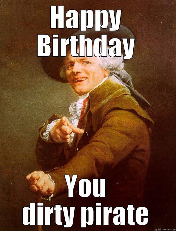 Happy birthday - quickmeme