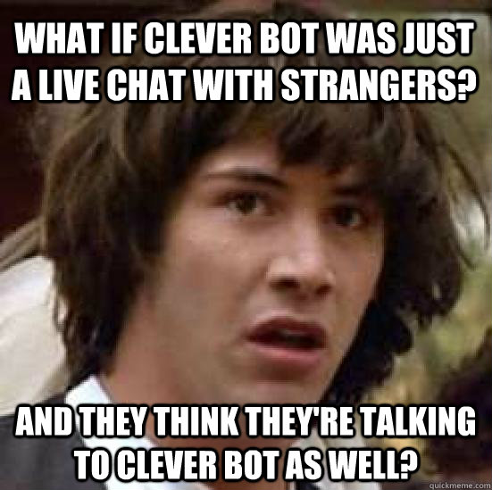 live chat with strangers