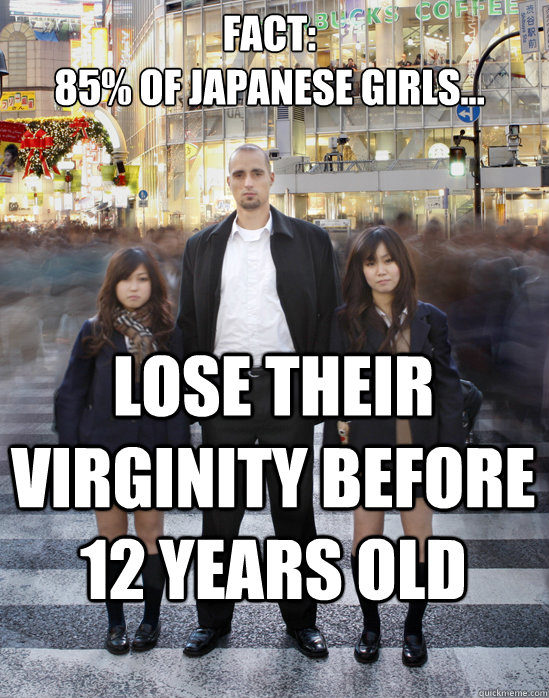 Accept. opinion, Girls losing their virginity before and after